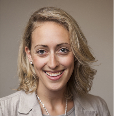 Carly Zimmerman Named New Women of Vision Chair
