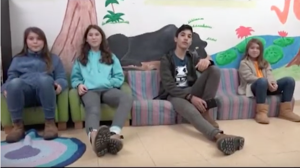 Quarantine Tips for Kids, From Israeli Kids Who Know