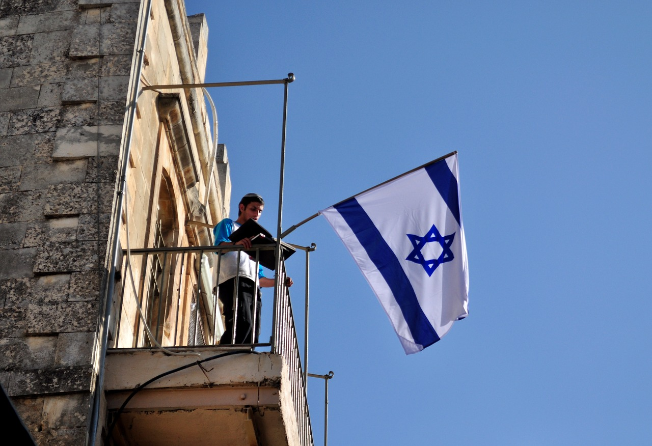 Commemorate Israeli Independence and Memorial Days